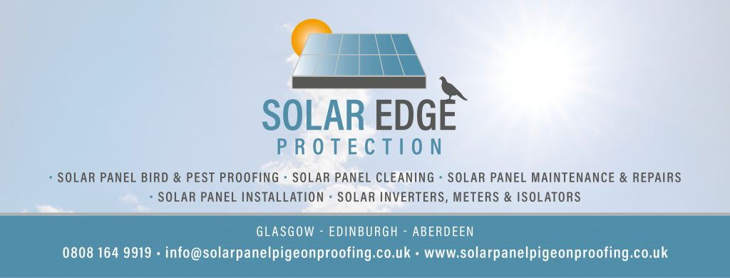 solar edge protection Scotland