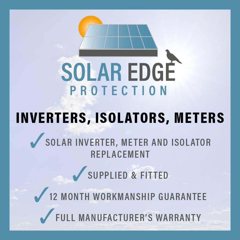 solar inverter replacement