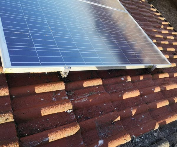 solar-bird-proofing-in-Kirkintilloch